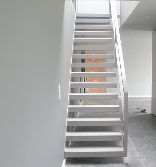 zwevende trappen