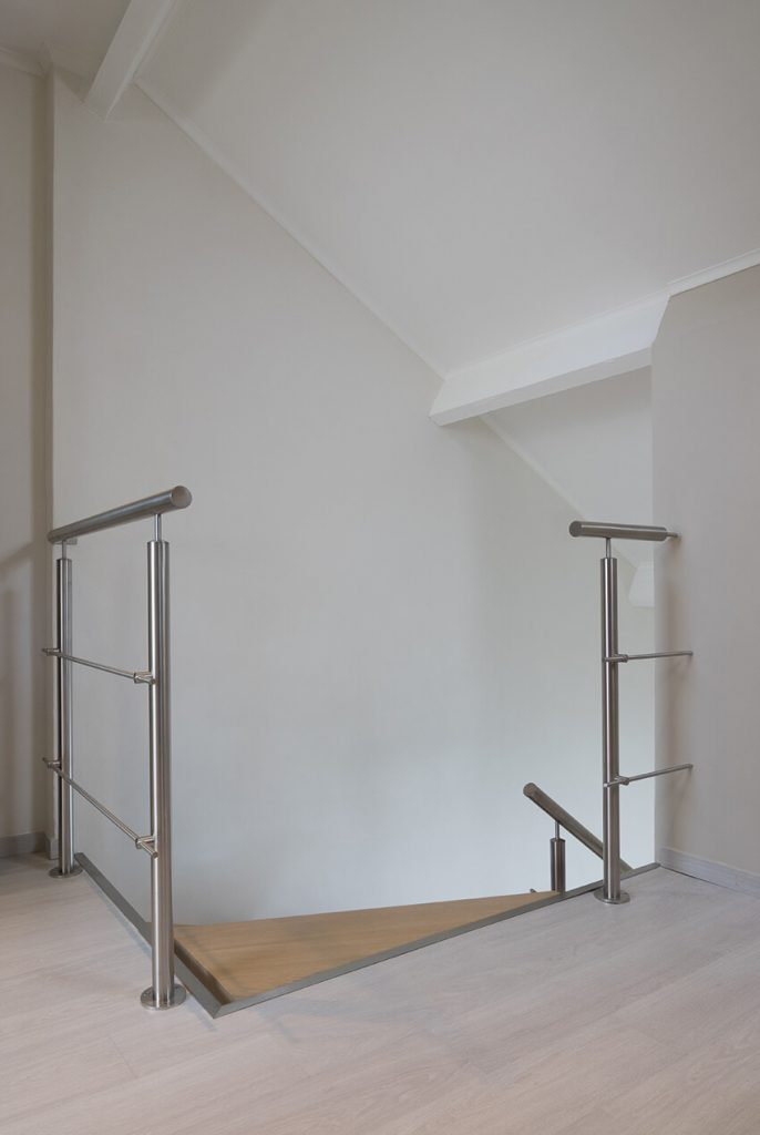 middenboom trappen