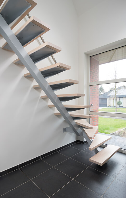 middenboom trappen